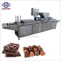 Semi-Auto Chocolate Moulding Machine