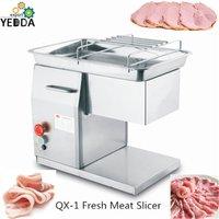 QX-1 Fresh Meat Slicer Widely Popular Chicken Breast Meat Cutter Machine Meat Slicer