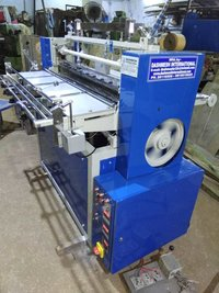 Blade Type Filter Pleating Machine
