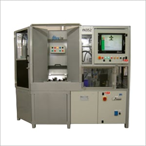 Rotary Table For Boiler Flow Switch Test And Assembly