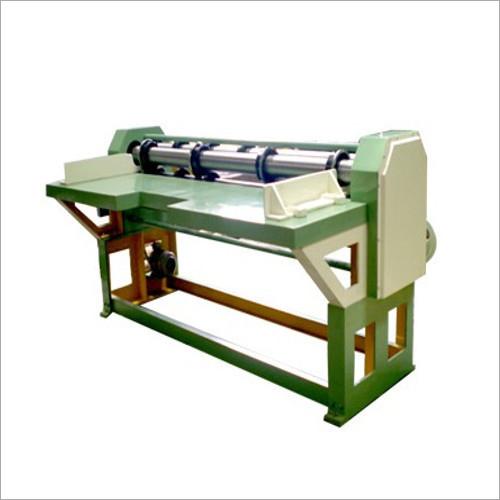 Rotary Cutting and Creasing Machine