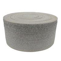 50 Mm Designer Niwar Tape Designer Niwar Tapes Ss 5189 Dope Grey Pantone 13 4104 Tpg Antarctica
