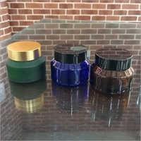 50 gram Glass Jar