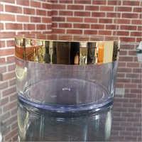200 Gram San Jar with Golden Cap