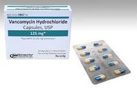 Vancomycin Hydrochloride Capsules
