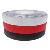 85 Mm Multi Colour Niwar Tapes Ss F001 Ht White Ss F94 Ht Red Ss F39 Ht Black