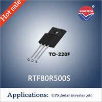 High Voltage SJ-FET Mosfet Of Solar Inverter