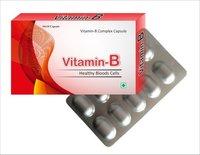Vitamin B Complex Capsules