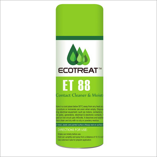 Contact Cleaner And Moist Fluid