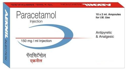 Aeknil Injection Paracetamol Injection