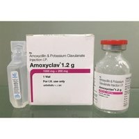 Amoxicillin Potassium Clavulanic Acid Injection