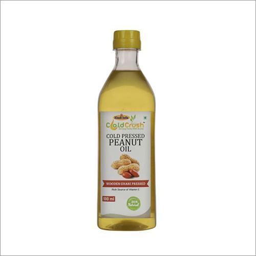 500 ML Cold Pressed Peanut Oil