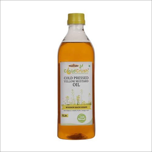 1 Ltr Cold Pressed Mustard Oil