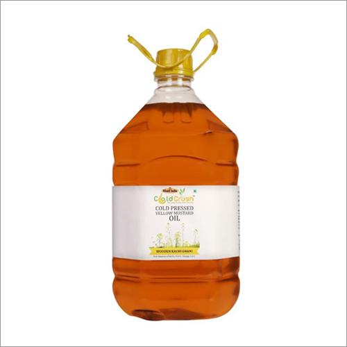 5 Ltr Cold Pressed Mustard Oil