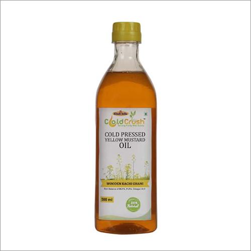 500 ML Cold Pressed Mustard Oil