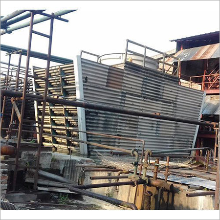 Wooden Cross Flow Cooling Tower