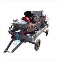 Ultra- High Pressure Plunger Pump
