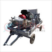 Triplex Plunger High Pressure Pumps Industrial Cleaning