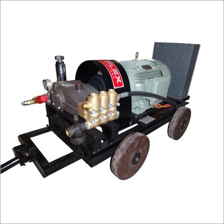 High Pressure Water Hydro Blasting Machines