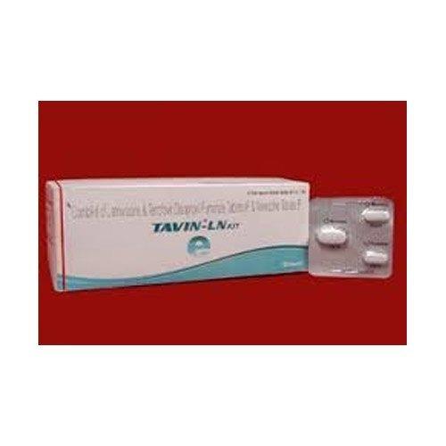 TAVIN LN KIT ((Lamivudine,Tenofovir & Nevirapine)