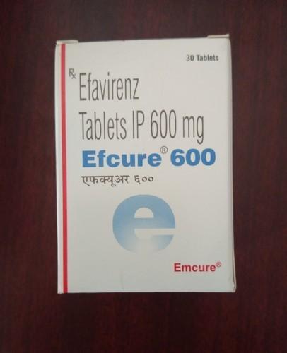 Efcure 600mg Tablet(Efavirenz (600mg)