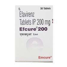 Efcure 200 (Efavirenz)