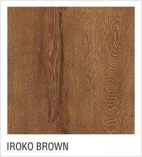 Iroko Brown