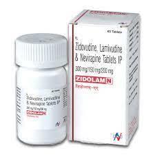Zidolam N (Zidovudine, Lamivudine & Nevirapine)