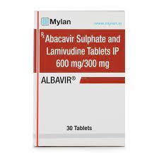 Albavir (Abacavir & Lamivudine)