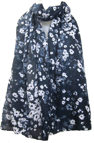 100 %Polyester Twill Printed Scarves