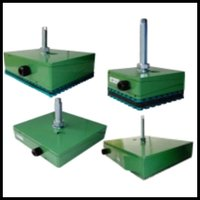Wedge Mounts - Series DTO (Centred Hole- Bolt Through)