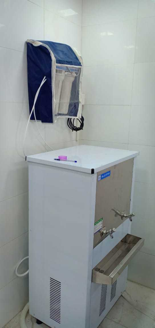 SDLx15150B Blue Star Water Cooler