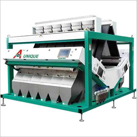 12 Chute Machine