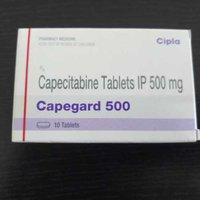 500 MG Capecitabine Tablets IP