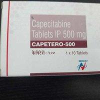 Capetero capecitabine of Hetero 500mg
