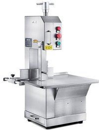 SBM-210 Commercial Heavy Duty Stainless Steel Electric Meat Bone Saw Food Cutting Machine