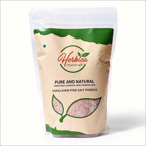 Organic Himalayan Pink Salt Powder