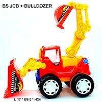Bs JCB + BULLDOZER