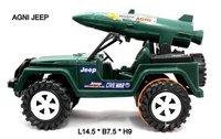 Agni jeep toy
