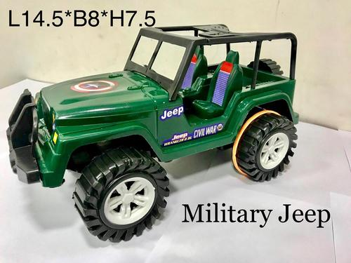 Military jeep toy