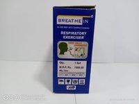 Respiratory exerciser
