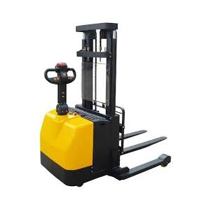 Fully Electric Stacker Wide Type