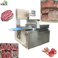 ZX-6580 Full Automatic Frozen Fish Beef Steak Bone Sawing Machine With Top Quality