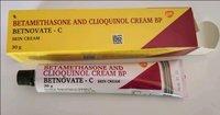 Betamethasone + Clioquinol Cream