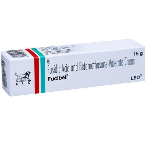 Betamethasone and  Fusidic Acid Cream