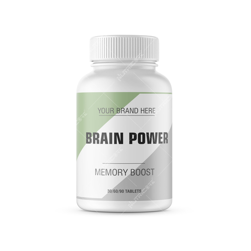 Brain Booster Tablet