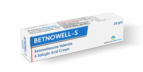 Betamethasone and Salicylic Acid Cream