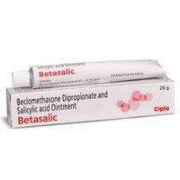 Betamethasone and Salicylic Acid Ointment