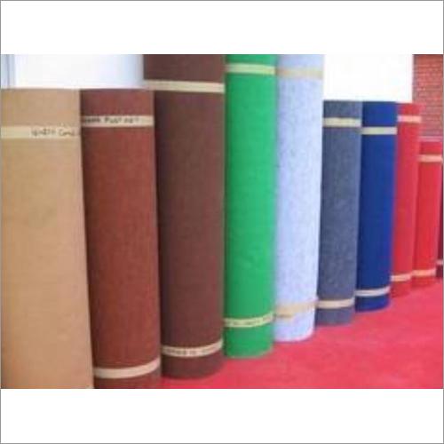 Colored Non Woven Carpets