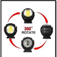 Rechargeable Maintenance COB Light / Rechargeable Led Work Light With Magnet